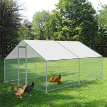 Load image into Gallery viewer, Large Spacious Walk In Backyard Chicken Coop 10' x 10'