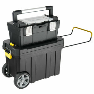 Portable Rolling Tool Chest Box With Wheels