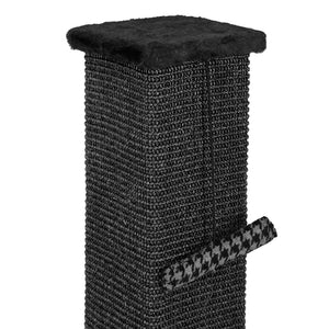 Ultimate Tall Cat Scratching Post Tower 32 in