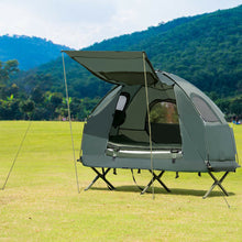 Load image into Gallery viewer, Compact Spacious Camping Off The Ground Cot Tent