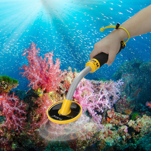 Handheld Underwater Waterproof Metal Detector