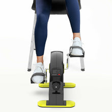 Load image into Gallery viewer, Portable Compact Under Desk Exercise Peddler Bike