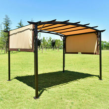Load image into Gallery viewer, Ultimate Backyard Garden Patio Covered Pergola Kit 12' x 9'