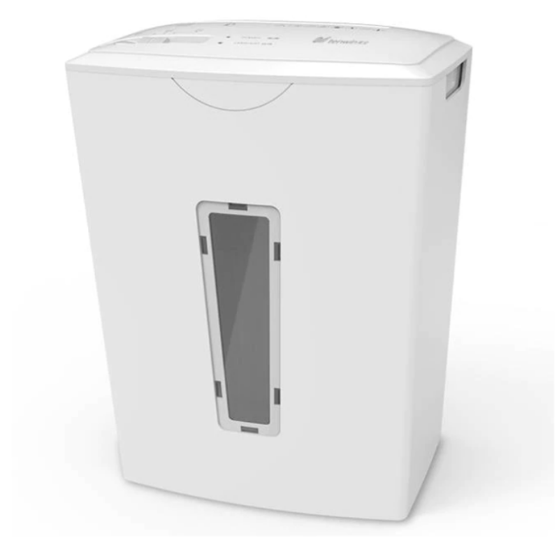 Heavy Duty Cross Cut Home Paper Shredder Machine | Zincera