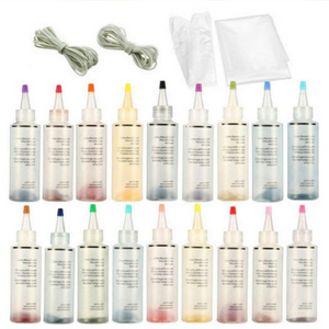 All In One Permanent Tie Dye Supplies Kit | Zincera