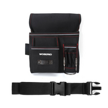 Load image into Gallery viewer, Adjustable Tool Belt Nail Pouch | Zincera