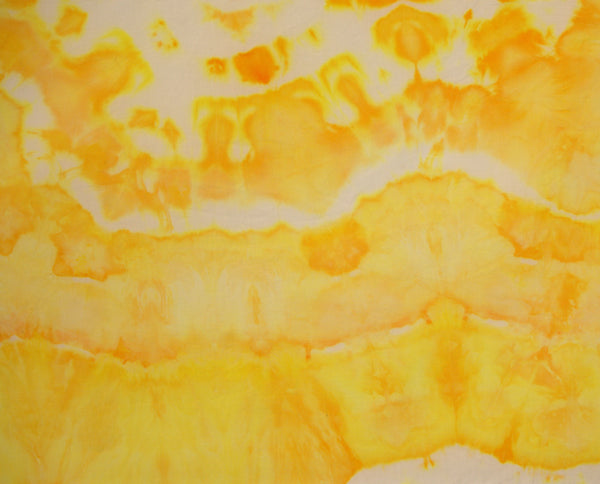 Yellow Geode Fat Quarter