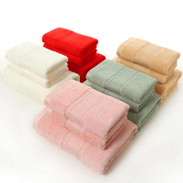 Bamboo  Soft Face Bath Towel