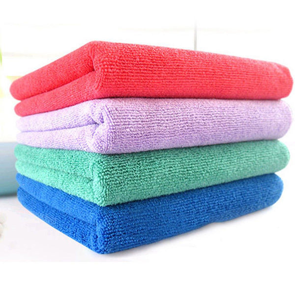 Drying Absorbent Cleaning Towel