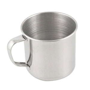 Stainless Steel Coffee Water Mug Cup