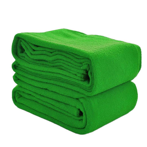 Absorbent Towel Car Washclothes