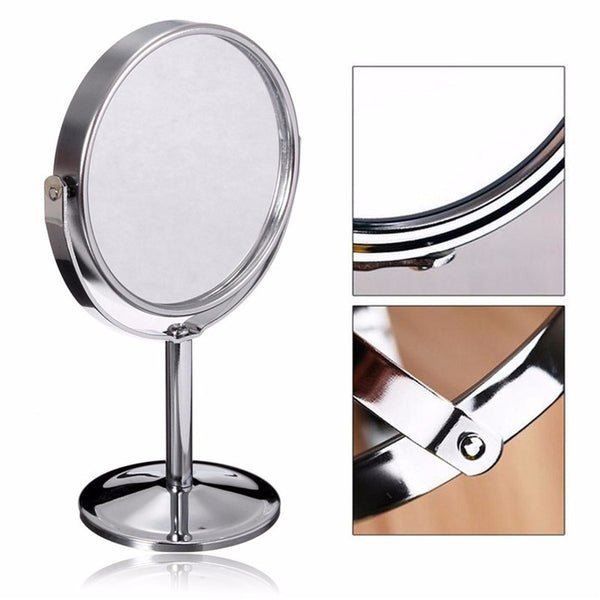 Double Sided Metal Magnifying
