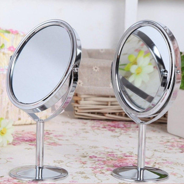 Double Face Dressing Mirror
