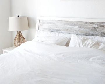Make the Guest Bed. Step 1: Sheets