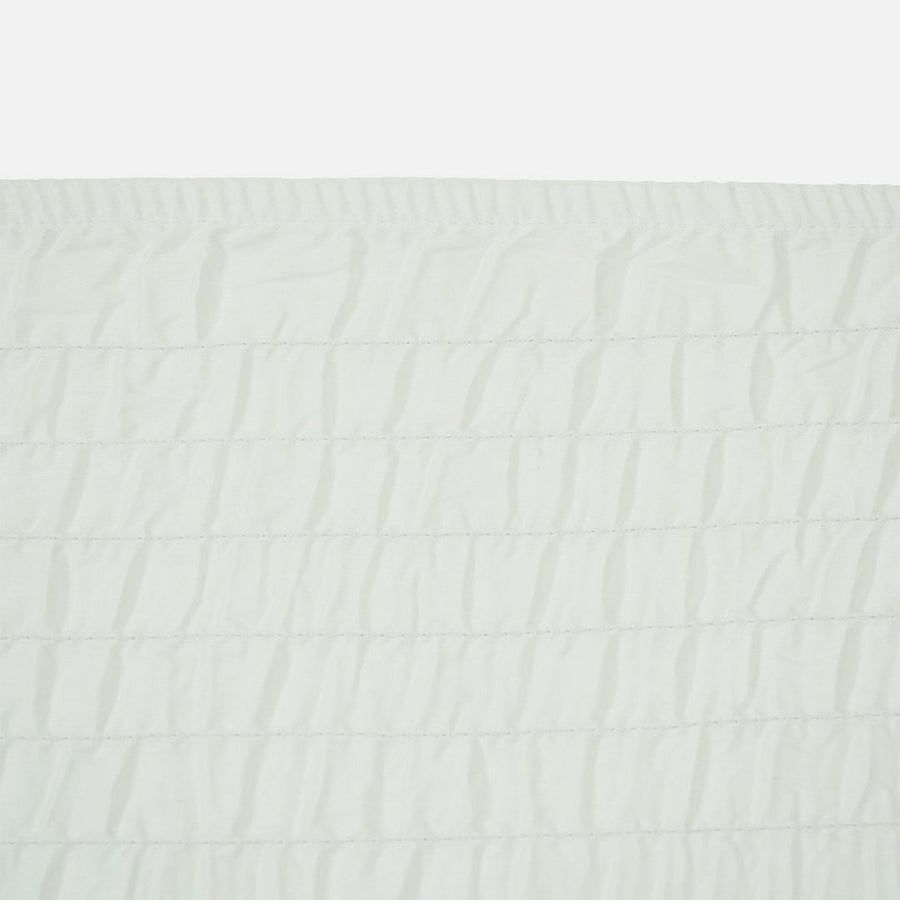 360 thread count 100% Egyptian Cotton Cloud White