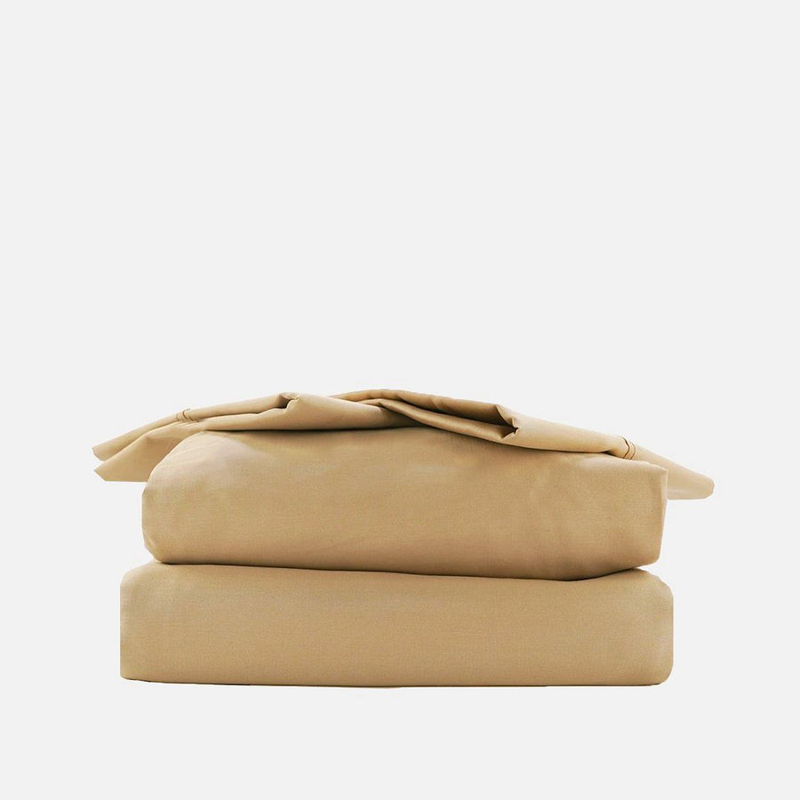 360 thread count 100% Egyptian Cotton Fawn