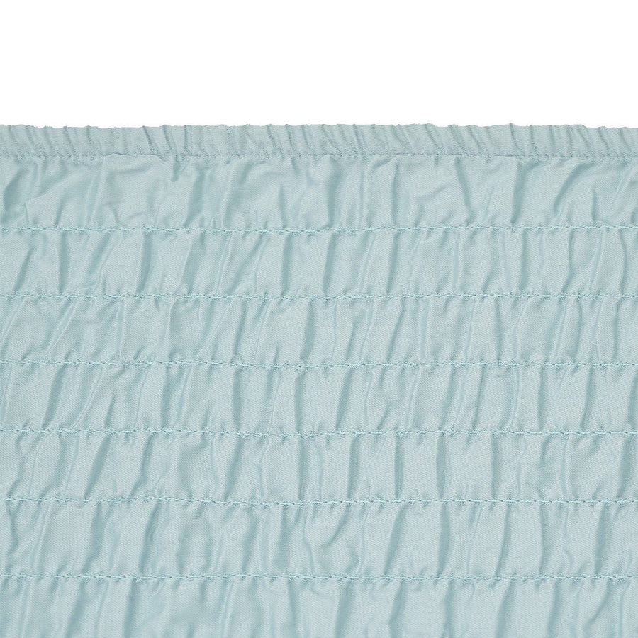 360 thread count 100% Egyptian Cotton French Blue