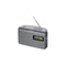 Radio alarmklok Grundig Music 61 Grijs (Refurbished A+)