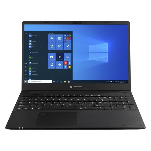 "Notebook Toshiba PBS12E-09P019CE 15,6"" I5-10210U 8 GB RAM 256 GB SSD"