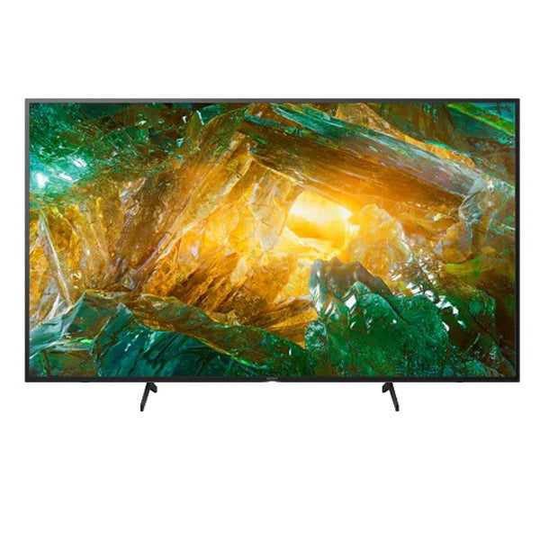 "Smart TV Sony Bravia KD43XH8096 43"" 4K Ultra HD LED WiFi Zwart"