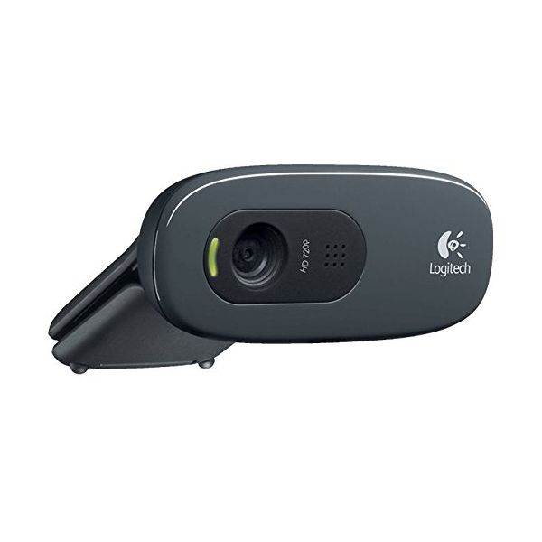 Webcam Logitech C270 HD 720p 3 Mpx Grijs