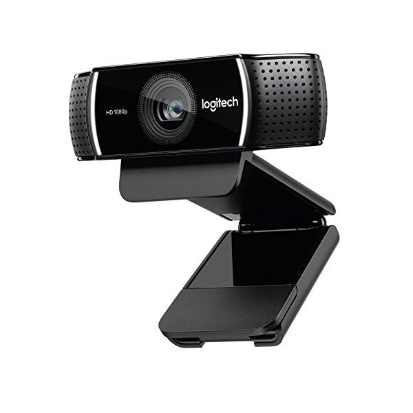 Webcam Logitech C922 HD 1080p Streaming Driepoot Zwart