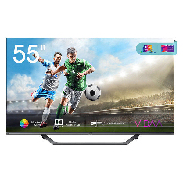 "Smart TV Hisense 55A7500F 55"" 4K Ultra HD DLED WiFi Grijs"