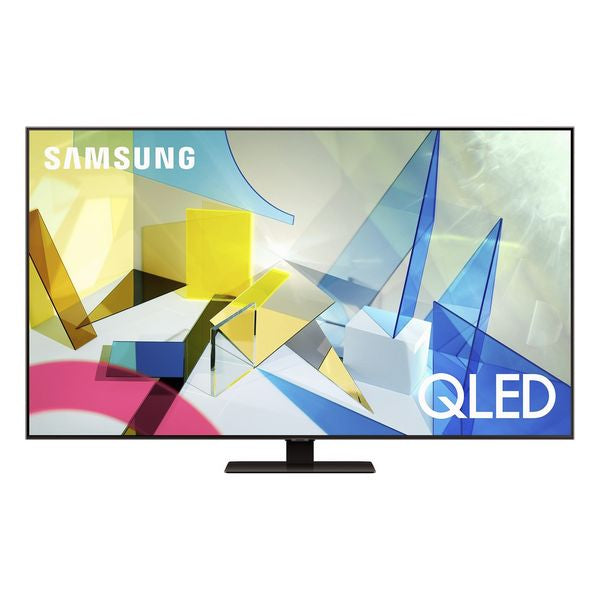 "Smart TV Samsung QE75Q80T 75"" 4K Ultra HD QLED WiFi Grijs"