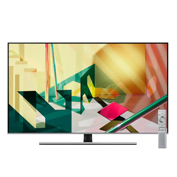 "Smart TV Samsung QE75Q75T 75"" 4K Ultra HD QLED WiFi Zwart"