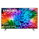 "Smart TV Samsung UE55TU7025 55"" 4K Ultra HD LED WiFi Grijs"