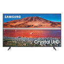 "Smart TV Samsung UE65TU7105 65"" 4K Ultra HD LED WiFi Grijs"