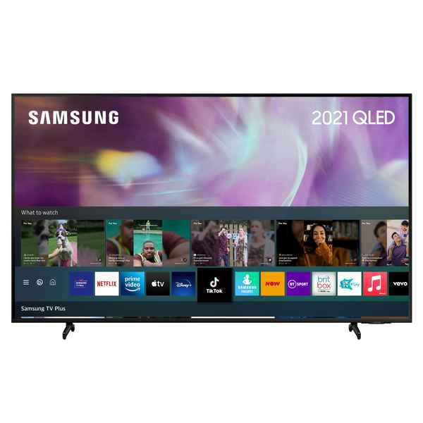 "Smart TV Samsung QE50Q60A 50"" 4K Ultra HD QLED Wifi"