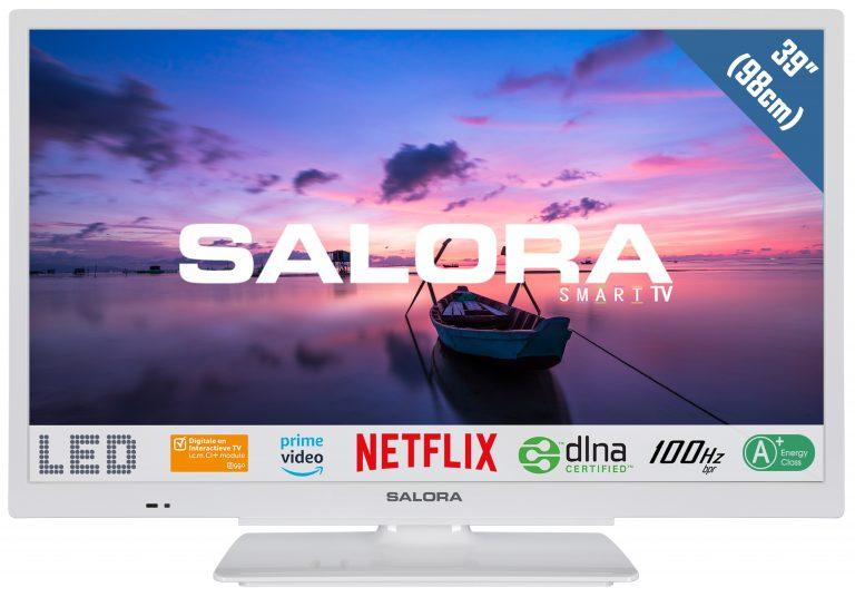 Witte 39 inch Salora 39FSW6512 TV