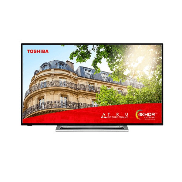 "Smart TV Toshiba 43UL3B63DG 43"" 4K Ultra HD DLED WiFi Zwart"