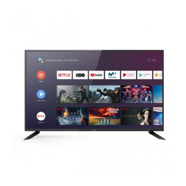 "Smart TV Engel LE4090ATV 40"" Full HD LED WiFi Zwart"