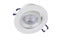 Robus Dexter Kantelbare LED Spot/Downlight 6W IP20 Warm Wit