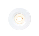 Robus Ultimum Spot/Downlight, Warm Wit, Brandwerend in wit, zwart of chroom