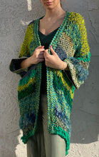 Load image into Gallery viewer, Kaftan knit cardigan