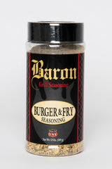 BURGER AND FRY SEASONING