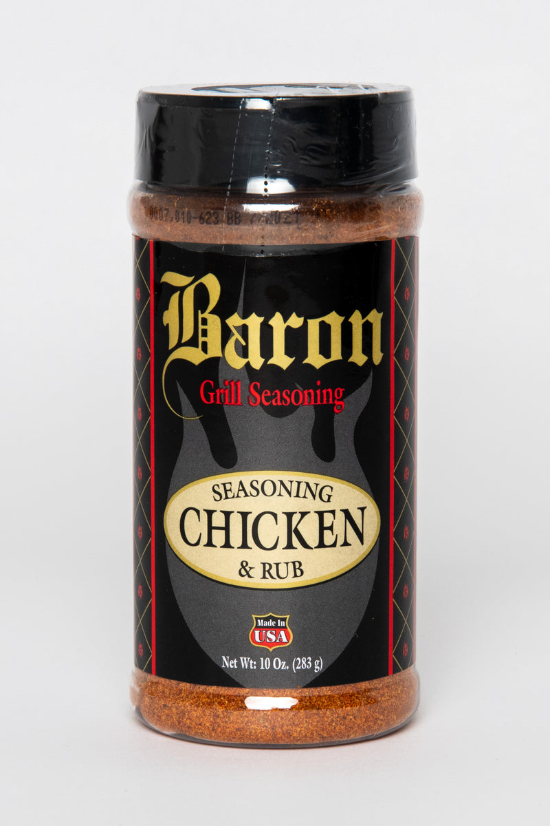 CHICKEN SEASONING AND RUB