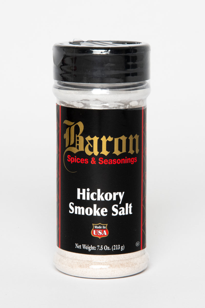 HICKORY SMOKE SALT