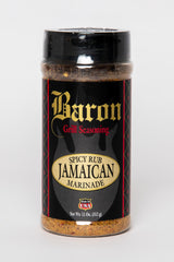 JAMAICAN SPICY RUB AND MARINADE