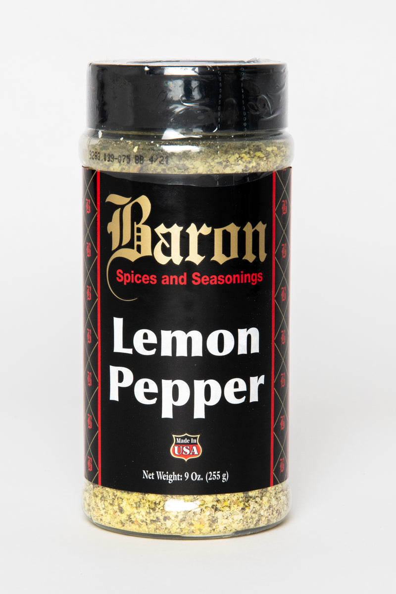 LEMON PEPPER