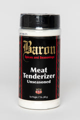 MEAT TENDERIZER, UNSEASONED