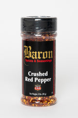 PEPPER, RED CRUSHED