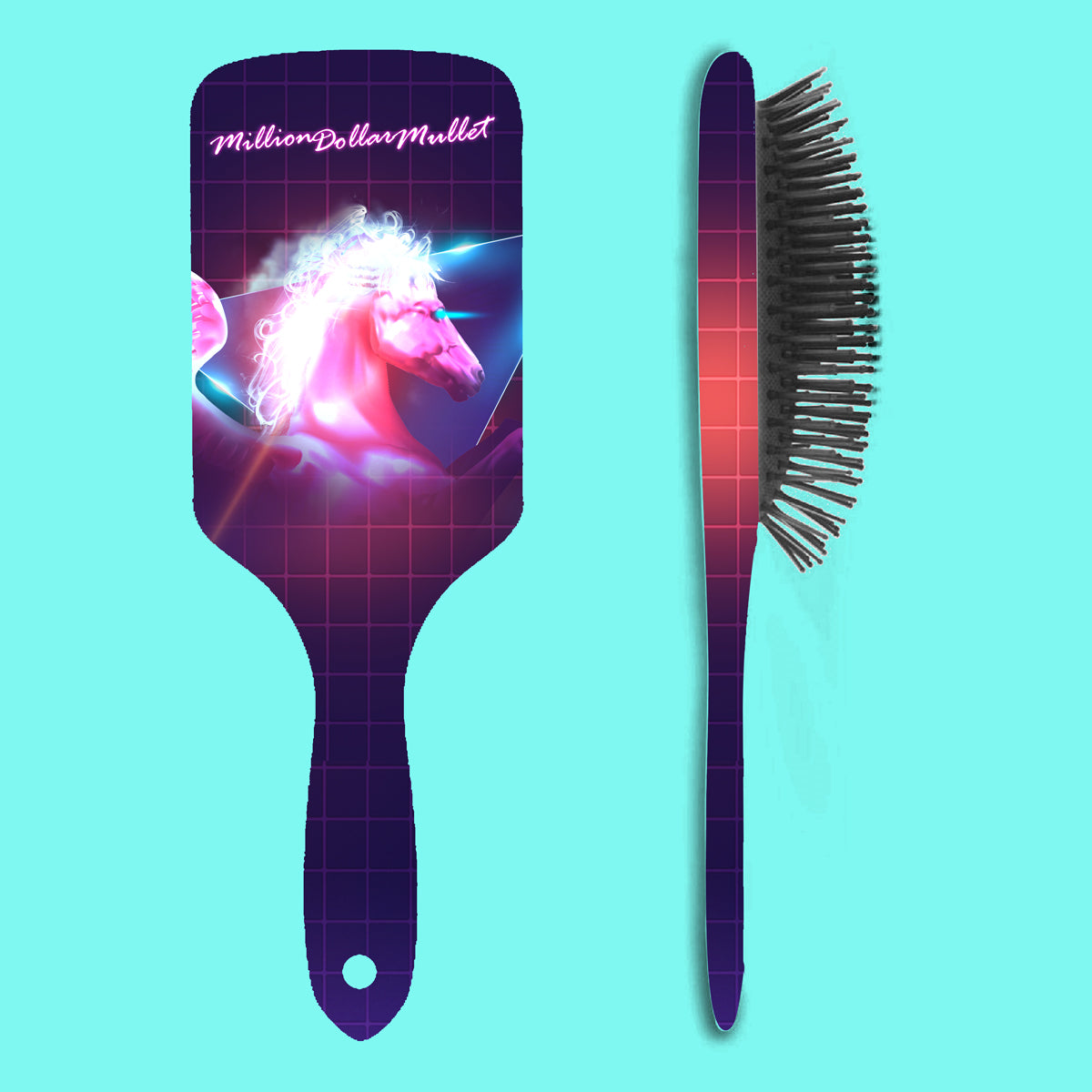 MiLLiON DOLLAR MULLET BRUSH