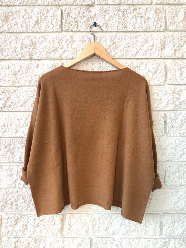JILLIAN SWEATER