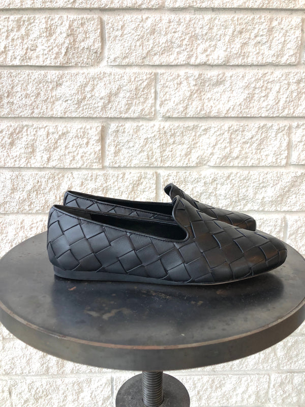 GRIFFIN BASKET WEAVE LOAFER