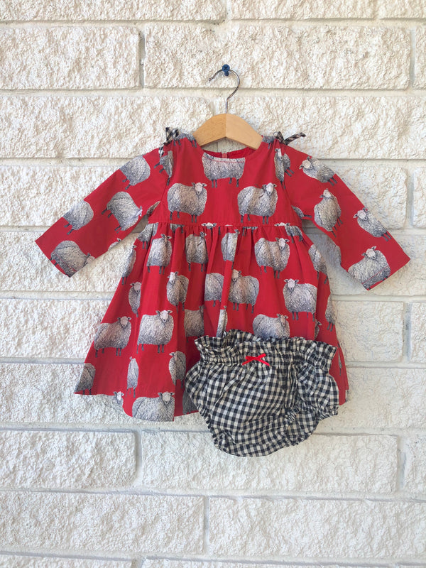 BABY SHEILA DRESS SET
