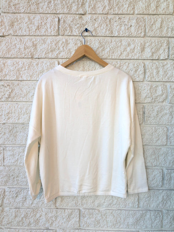 WINTER HEATHER THE SLOUCHY TOP